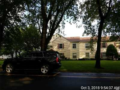 Middle Island Condo/Townhouse For Sale: 245 Fairview Cir