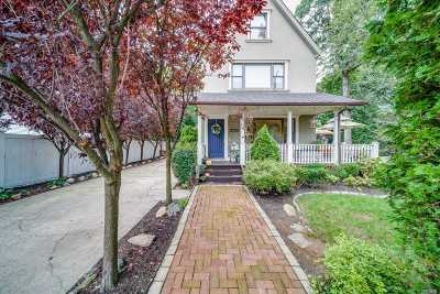 Seaford Single Family Home For Sale: 1882 Monroe Ave