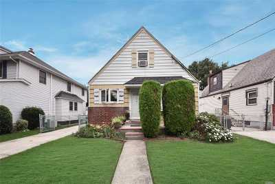 New Hyde Park Single Family Home For Sale: 605 Stewart Ave