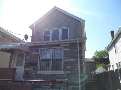 Jamaica Multi Family Home For Sale: 144-42 157 St