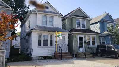 Jamaica Single Family Home For Sale: 119-14 147th St