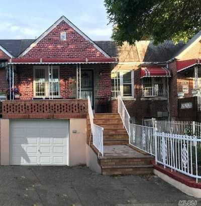 Brooklyn Single Family Home For Sale: 8706 Avenue B