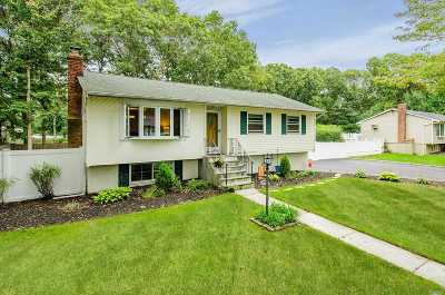 Pt.jefferson Sta NY Single Family Home For Sale: $339,000