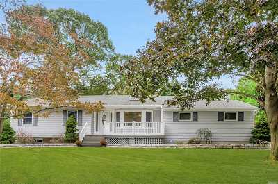 Farmingville Single Family Home For Sale: 72 Hettys Path