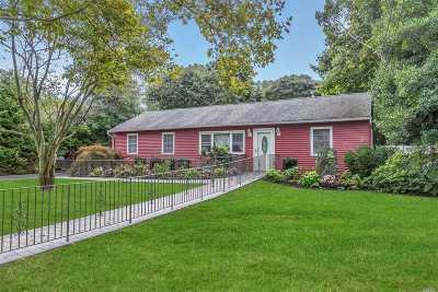 Islip Terrace Single Family Home For Sale: 74 Valley Stream St