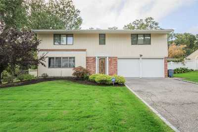 Hauppauge Single Family Home For Sale: 202 Old Post Rd