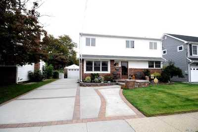 Bethpage Single Family Home For Sale: 58 Broadway