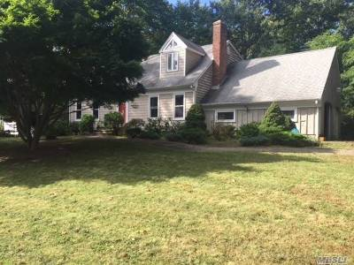 Miller Place Single Family Home For Sale: 18 White Birch Cir