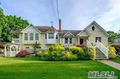 Lake Ronkonkoma Single Family Home For Sale: 6 Woodland St