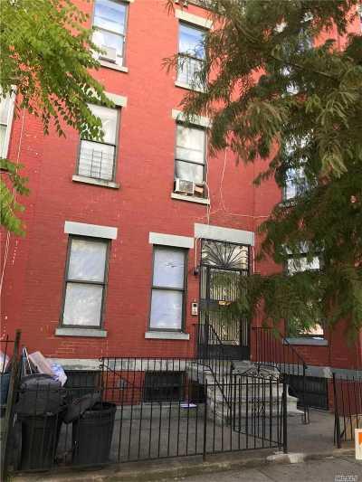 Brooklyn Multi Family Home For Sale: 157 Saratoga Ave