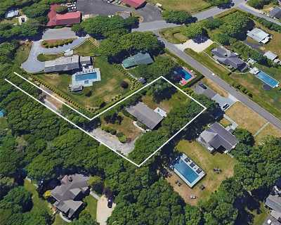 Bridgehampton Single Family Home For Sale: 178 Norris Ln