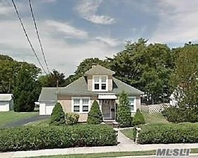 East Islip Single Family Home For Sale: 3405 Union Blvd