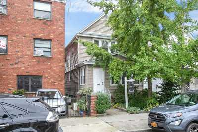 Elmhurst Single Family Home For Sale: 76-10 45 Ave