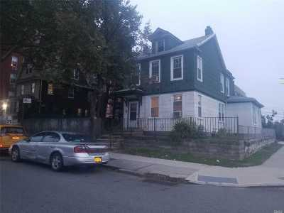 Elmhurst Multi Family Home For Sale: 43-21 74 St