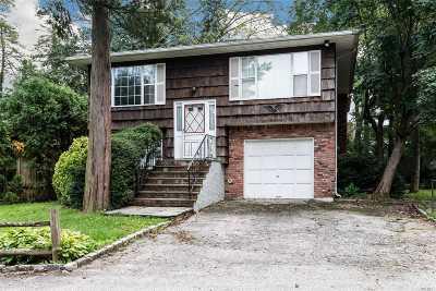 Glen Head Single Family Home For Sale: 833 Glen Cove Ave