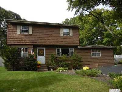 Smithtown Single Family Home For Sale: 8 N Ingelore Ct