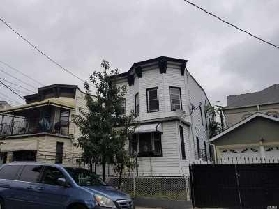 Corona Multi Family Home For Sale: 33-47 96th St