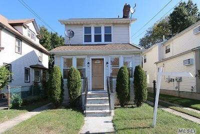Jamaica Single Family Home For Sale: 115-21 172nd St