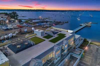 Port Washington Condo/Townhouse For Sale: 433 Main St #202