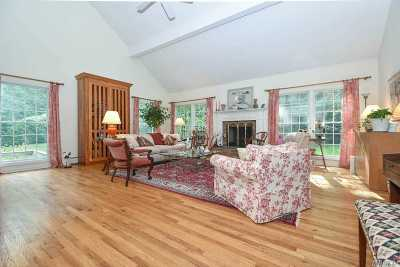 Sag Harbor Single Family Home For Sale: 57 Pheasant Rd