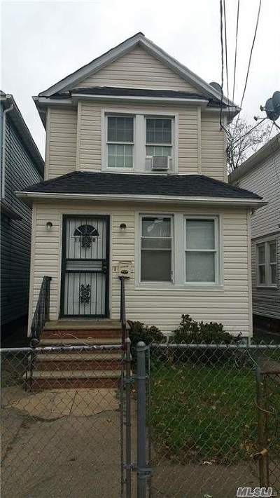 Jamaica Single Family Home For Sale: 119-08 147th St