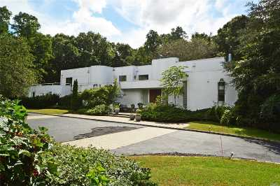 Brookville Single Family Home For Sale: 1610 Old Cedar Swamp Rd