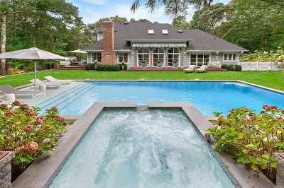 East Hampton Single Family Home For Sale: 9 Bull Path Close