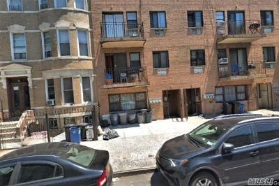 Brooklyn Multi Family Home For Sale: 2317 Bedford Ave