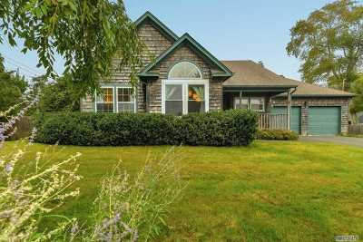 Hampton Bays Single Family Home For Sale: 157 Springville Rd