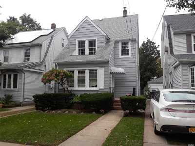 Bellerose, Glen Oaks Single Family Home For Sale: 90-14 242nd St