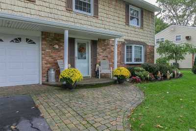 Nesconset Single Family Home For Sale: 14 Dover Hill Dr