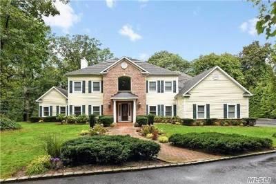 Roslyn Harbor Single Family Home For Sale: 54 Glenwood Rd