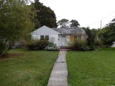 Bay Shore Single Family Home For Sale: 125 N Clinton Ave