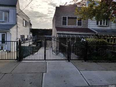 Brooklyn Single Family Home For Sale: 524 E 85th St