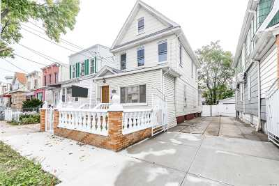 Woodhaven Single Family Home For Sale: 78-20 89th Ave