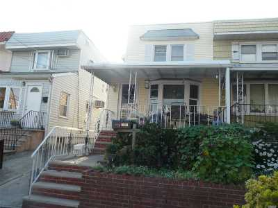 Bayside Single Family Home For Sale: 32-42 200th St