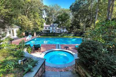 Locust Valley Single Family Home For Sale: 69 Dogwood Ln