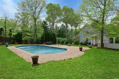 East Hampton Single Family Home For Sale: 8 Kingston Ave