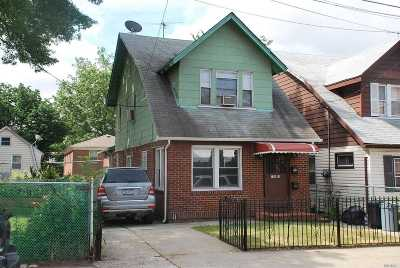 Flushing Multi Family Home For Sale: 154-26 Barclay Ave