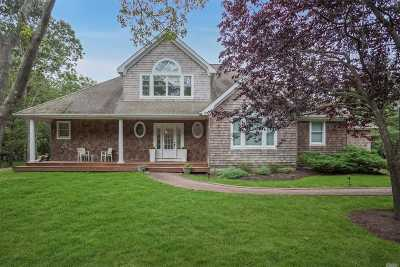 Quogue Single Family Home For Sale: 7 Tall Pines Dr