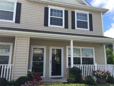 Valley Stream Condo/Townhouse For Sale: 502 Willow Ln