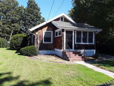 Lake Ronkonkoma Single Family Home For Sale: 23 Oakwood Ave