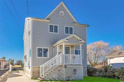 Babylon Single Family Home For Sale: 70 Bayview Ave