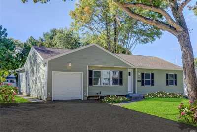 Ronkonkoma Single Family Home For Sale: 1982 Julia Goldbach Ave