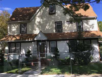 Jamaica Single Family Home For Sale: 104-49 199th St