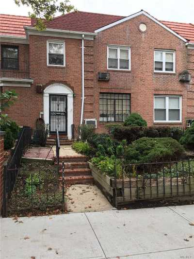 Forest Hills, Rego Park Single Family Home For Sale: 99-22 64 Th Rd