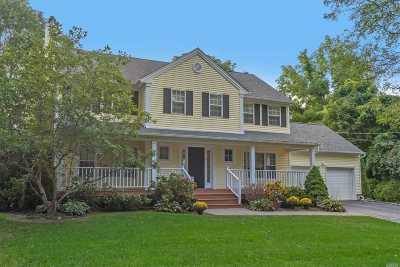 Huntington NY Single Family Home For Sale: $799,000