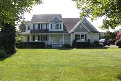 Mattituck Single Family Home For Sale: 145 Old Field Ct