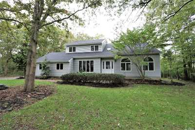 Miller Place Single Family Home For Sale: 5 Liberty Ln