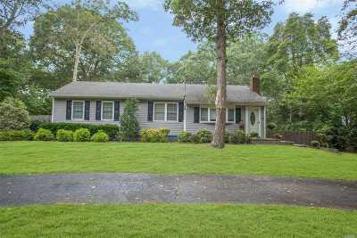 Centereach Single Family Home For Sale: 14 Dixie Ln